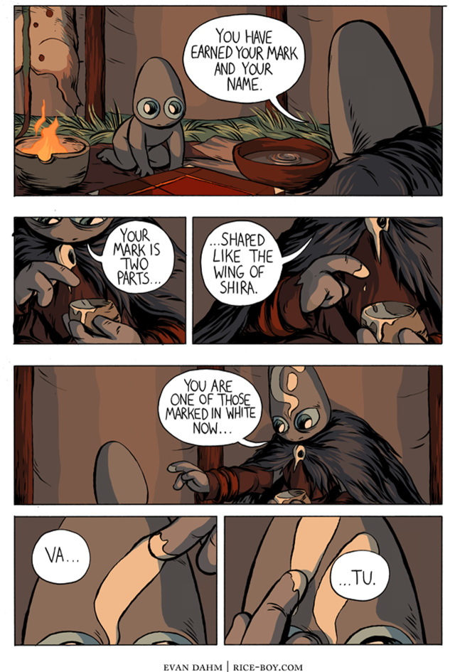 Vattu pg 70 by Evan Dahm
