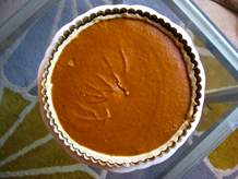 home is a place for punkin pie