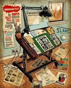 mocca poster 2011